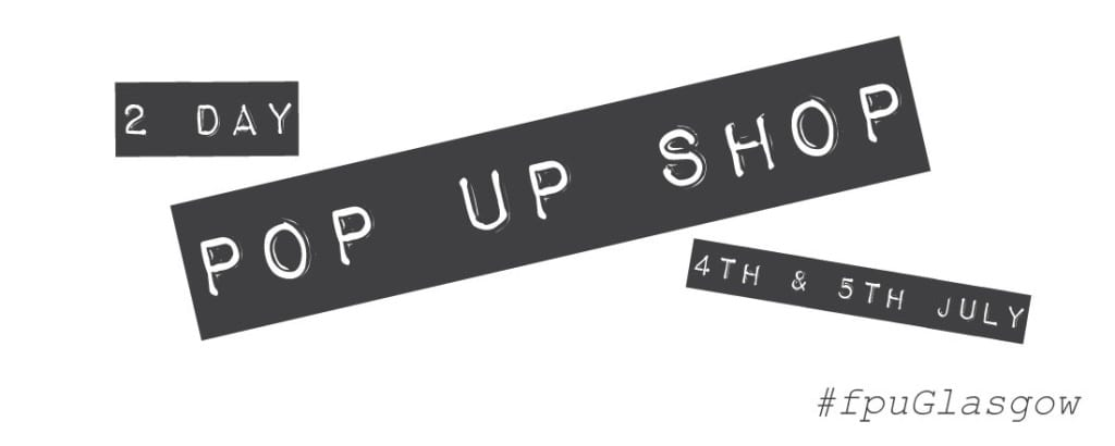 pop up shop glasgow briggait