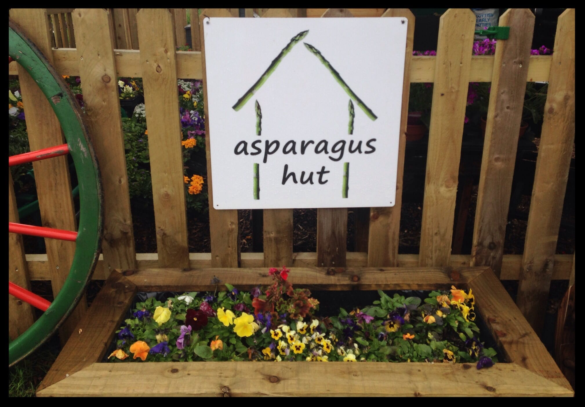 Asparagus Farm Hut, Houston re-opens