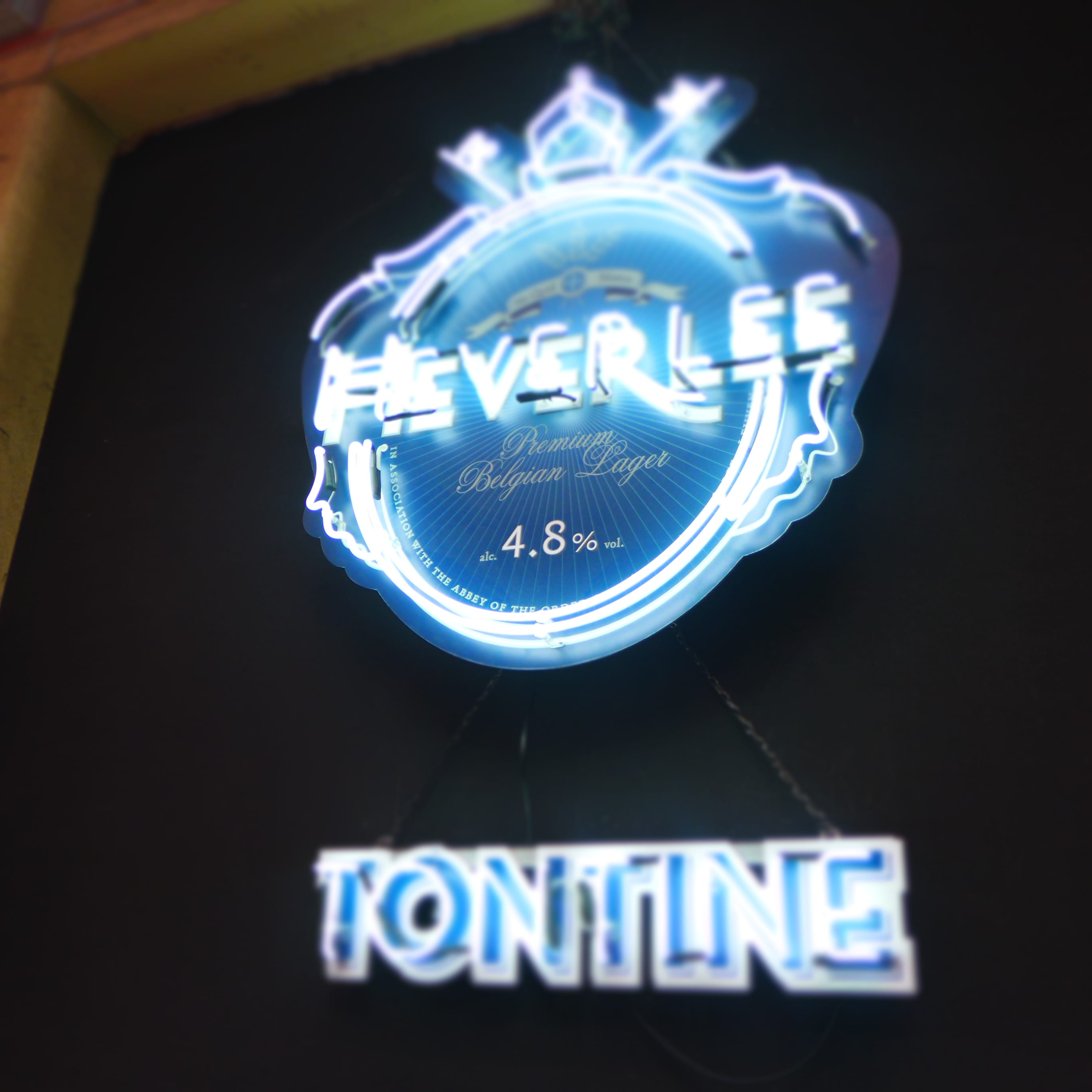Drink: Heverlee Pop Up at Tontine Lane