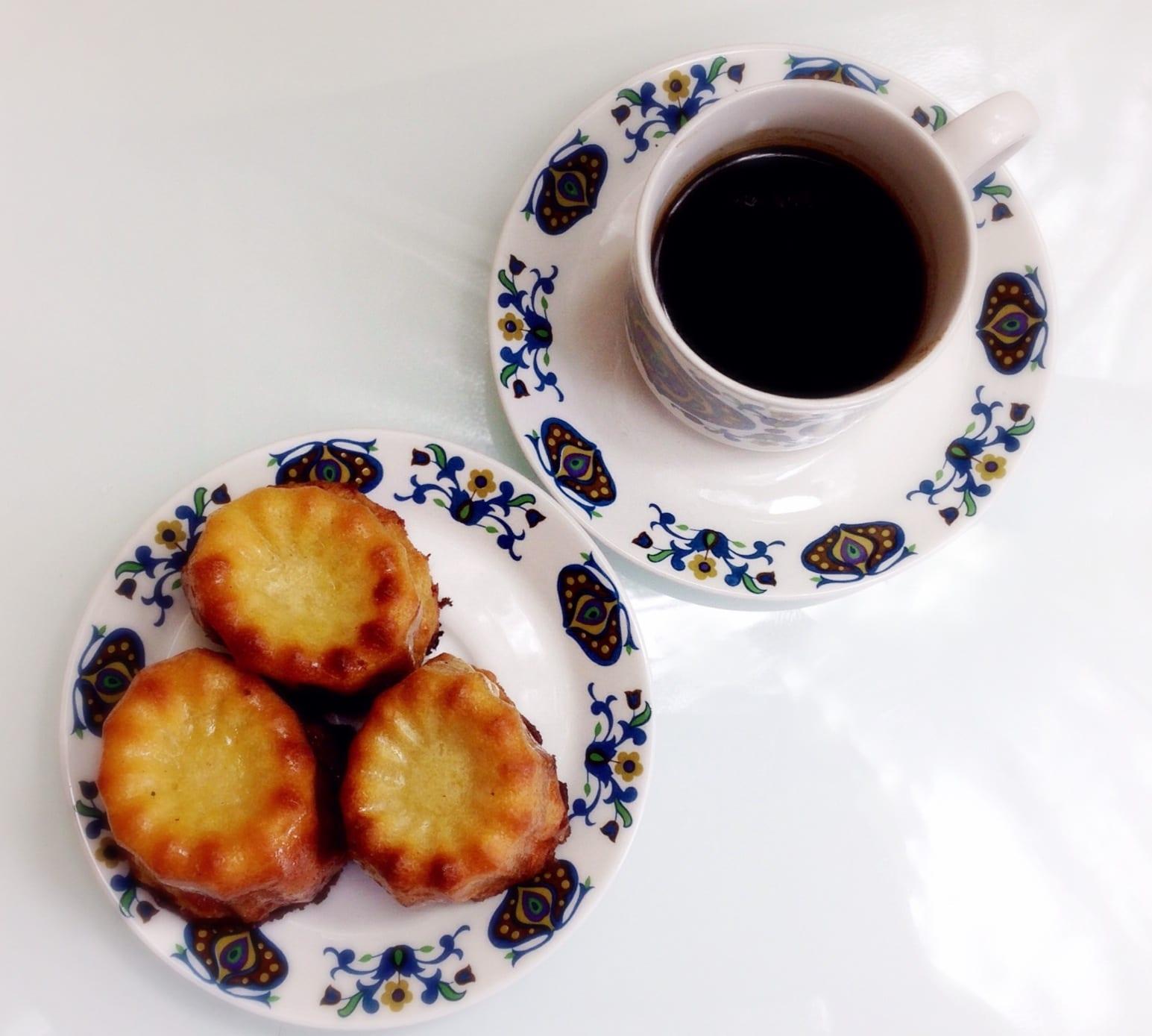 French Vanilla Rum Cake Recipe