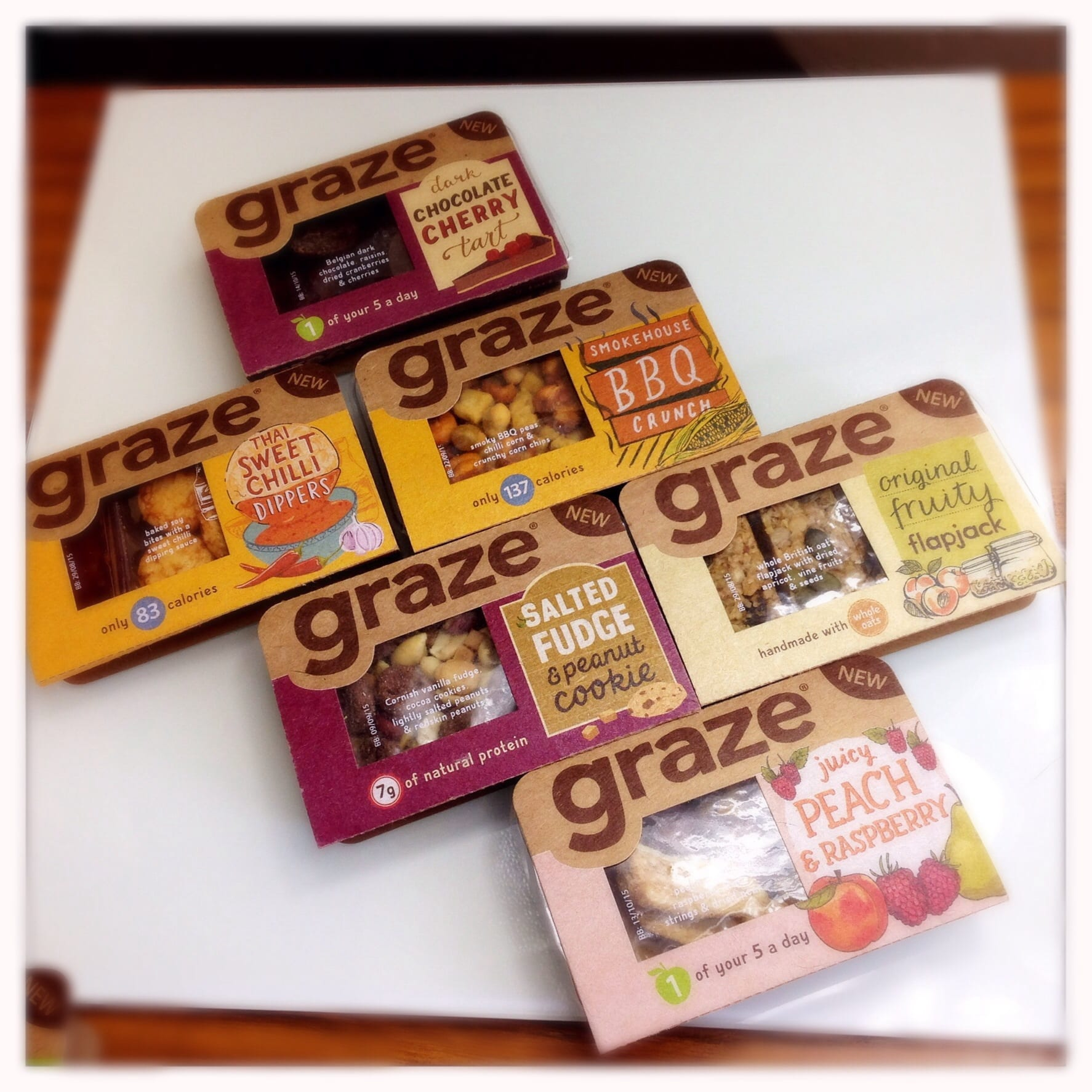 Product Review: Graze Good to Go range
