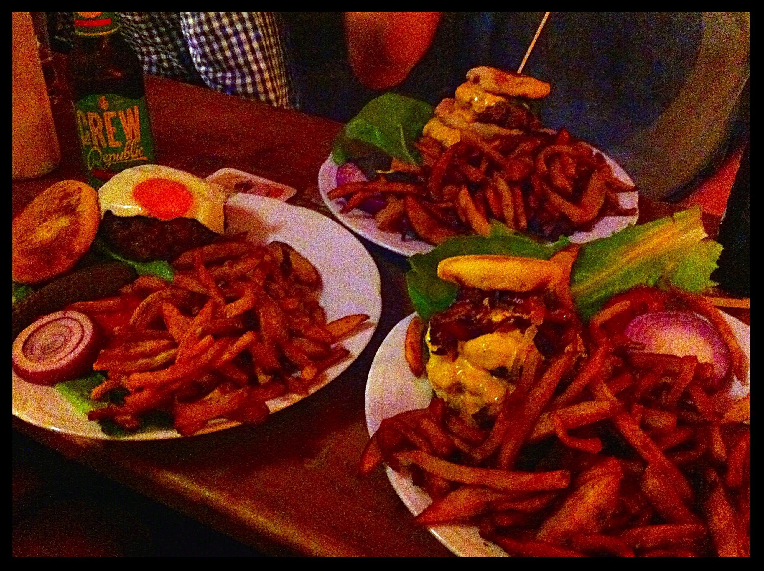 Food Review: The Bird, Am Falkplatz. 5, Berlin, Germany