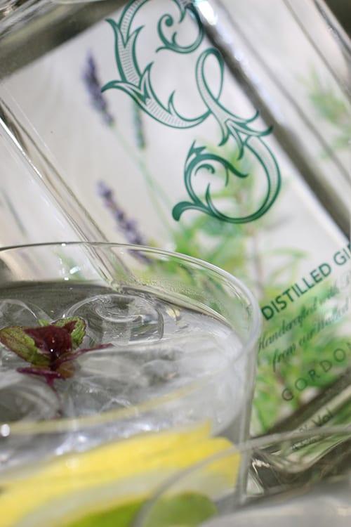 gordon castle gin event