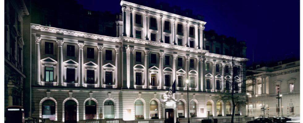 Sofitel London St James Afternoon Tea Revealed Picasso
