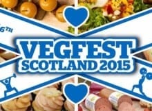 WIN A pair of weekend tickets for Vegfest Scotland