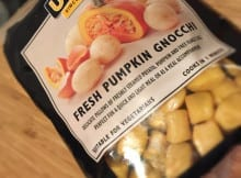 Product Review: Dell'Ugo Pumpkin Gnocchi