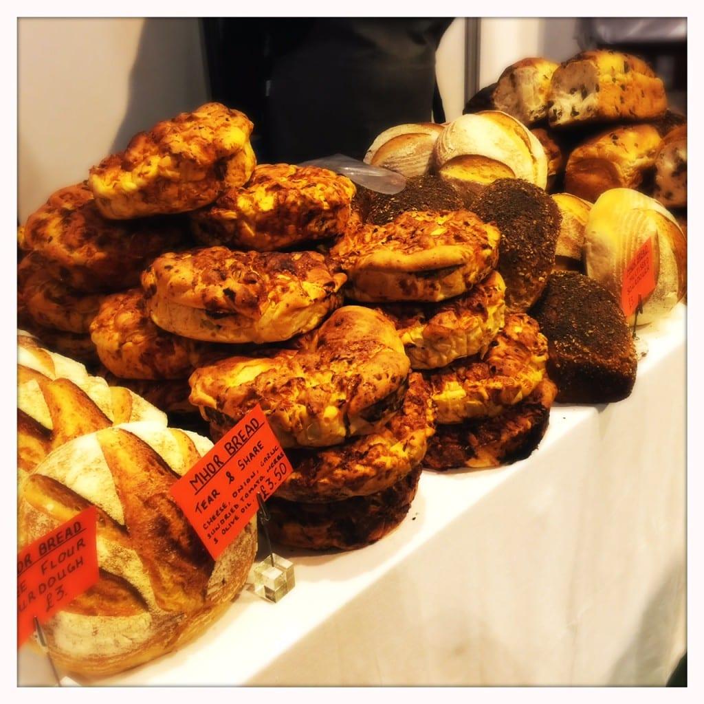 BBC Good Food Show Scotland - Mhor Bread