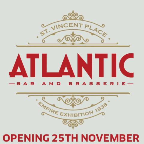 atlantic brasserie st vincent street glasgow