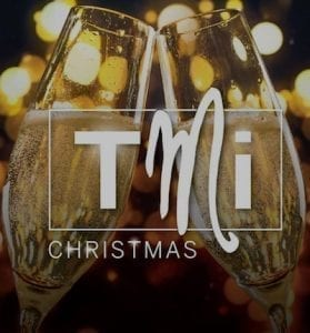 TMI Christmas Thank Mal its Christmas Glasgow Malmaison cocktails