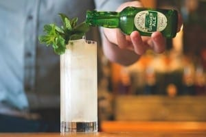 Cocktail recipe the Finnieston glasgow