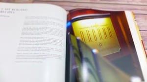 Rogano book - inside