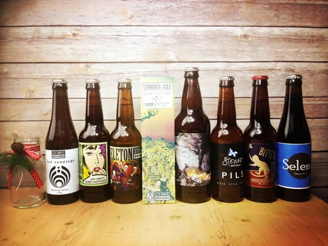 Stewart Brewing - beer purchases!