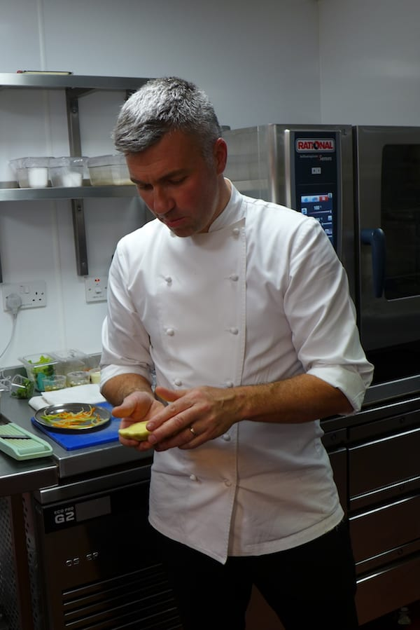 Cook School by Martin Wishart : Evening and weekend demonstrations