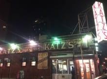 Food Review: Katz's delicatessen, New York City