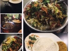 Food Review: Dakhin, 89 Candleriggs, Merchant City, Glasgow, G1 1NP