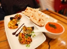 Food Review: The Mumbai Mansion, 250 Morrison Street, Edinburgh
