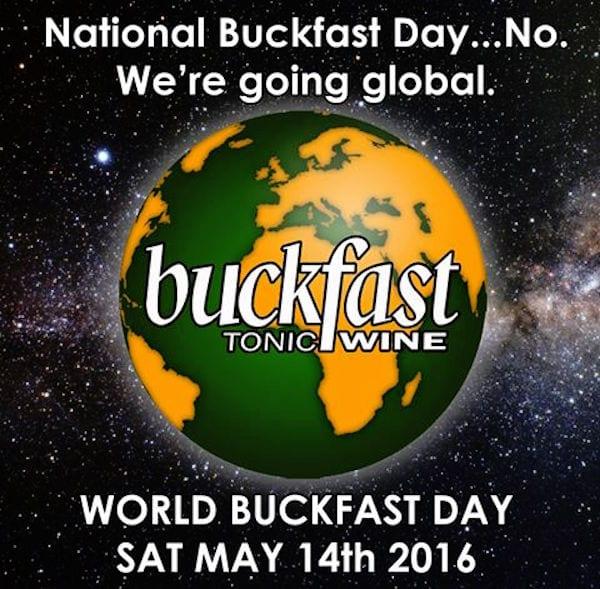 world buckfast day