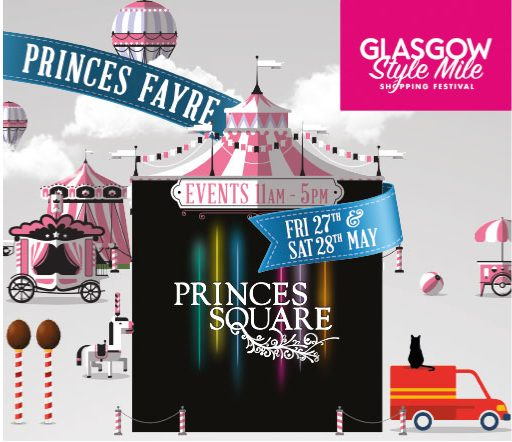 princes fayre princes square glasgow foodie explorers