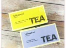 Summer Drinks: Tea Mocktails with Bellevue Tea