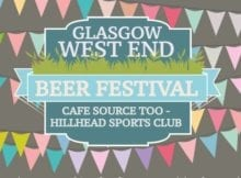 Drinks News: West End Beer Festival Glasgow