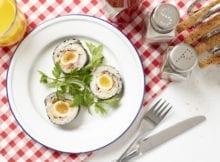 Recipe: British Breakfast Maki Roll