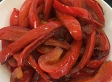 Recipe: Roasted Peppers
