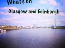 Foodie what's on in Edinburgh and Glasgow