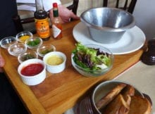 Restaurant Review: L'escargot Bleu, 56 Broughton Street, Edinburgh