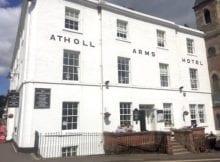 Hotel Review: Atholl Arms Hotel, Bridge Road, Dunkeld