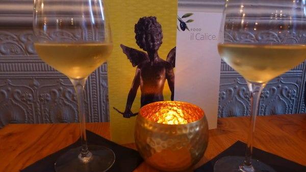edinburgh il calice wine