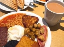Cafe Review: Posh Nosh, 86 Maryhill Road, Glasgow G20 7QB