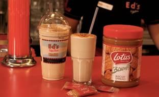 Lotus biscoff eds diner