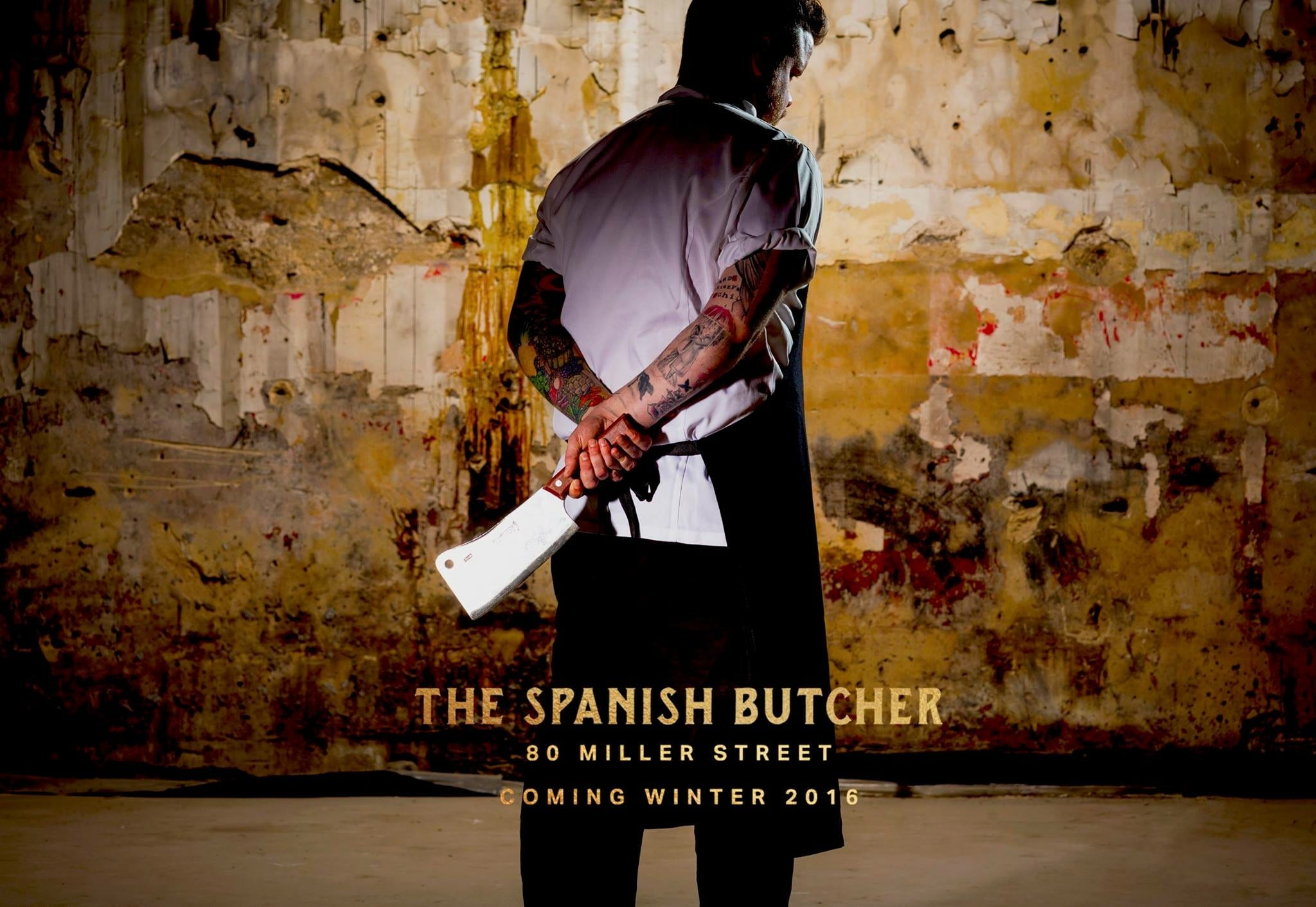 Coming Soon The Spanish Butcher Foodie Explorers