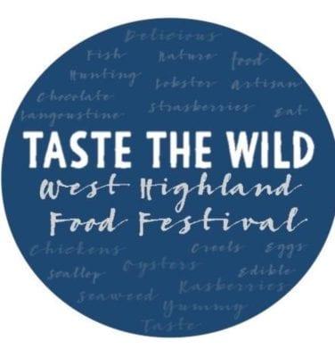 Taste of the wild festival Scottish food fortnight