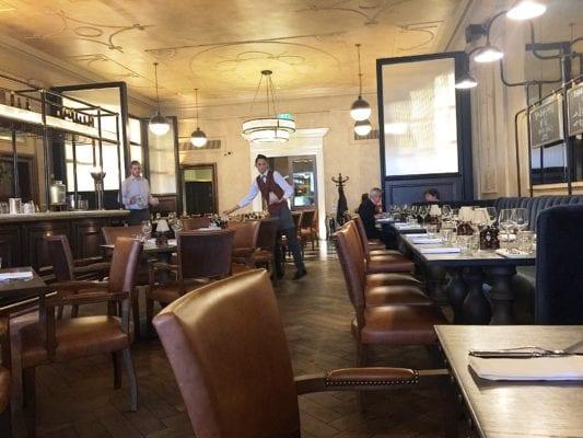 The print room Edinburgh food review Glasgow foodie