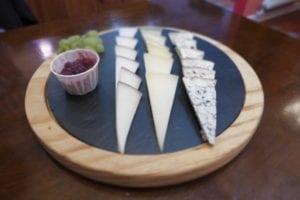 la boca tapas cheese