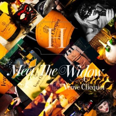 Meet the widow Madame Clicquot Veuve champagne