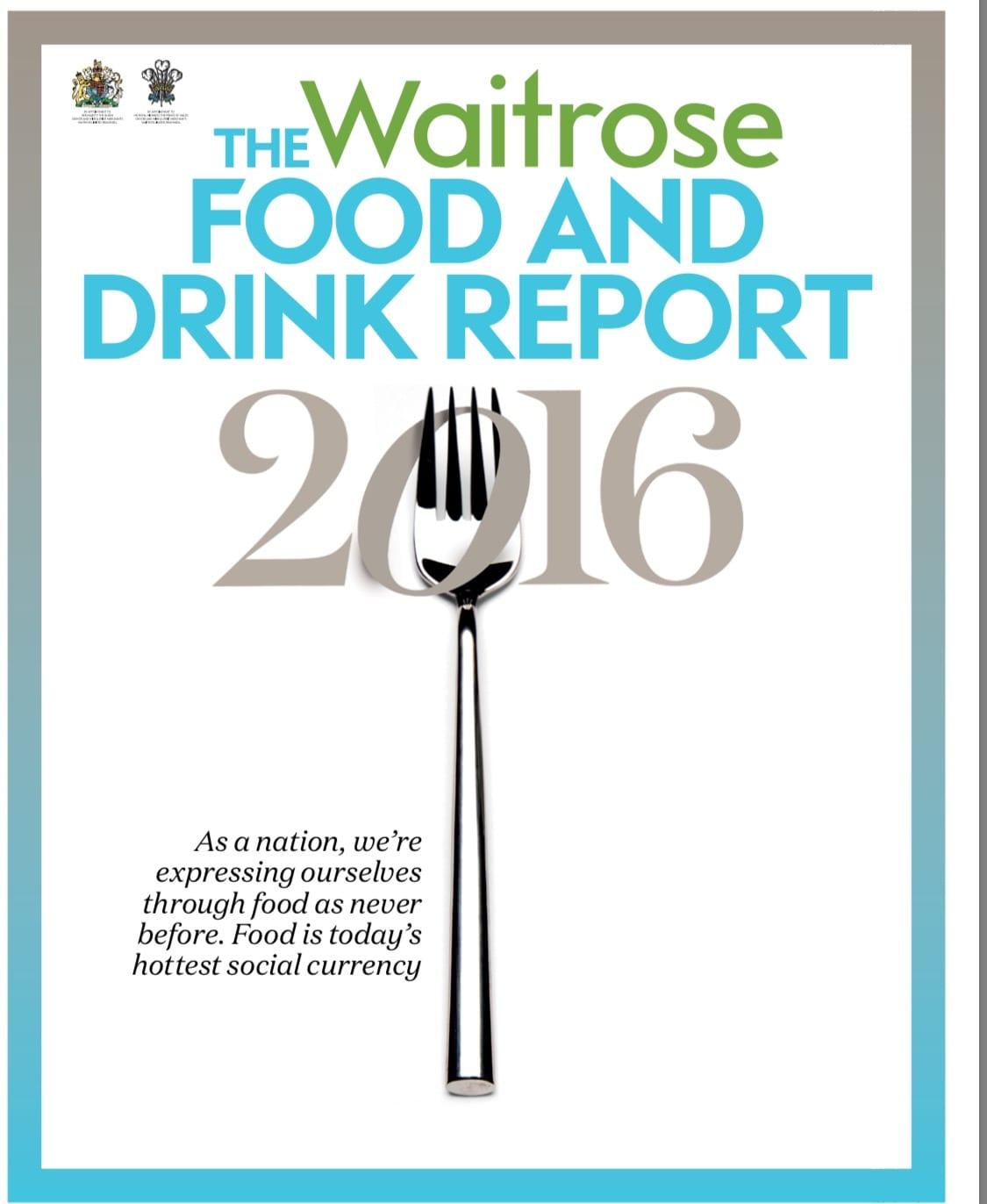 Waitrose Food Report