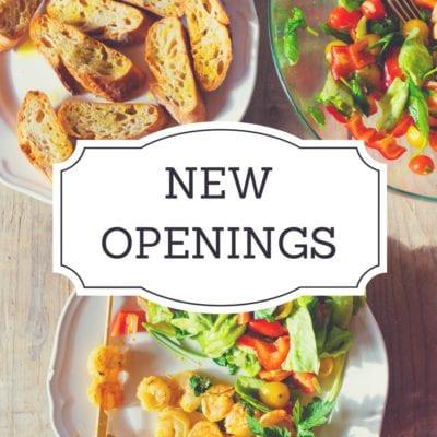 New openings Glasgow and Edinburgh