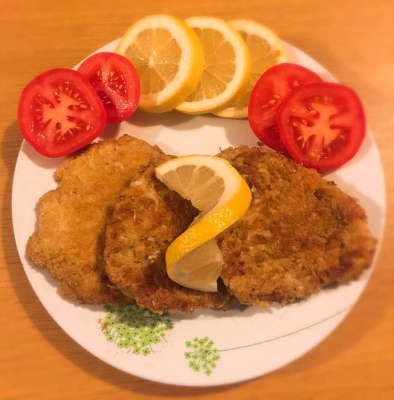 Recipe: Quick Weekday Dinner – Pork Schnitzel