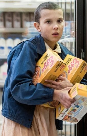 5 Stranger Things you didn't know about Eggos