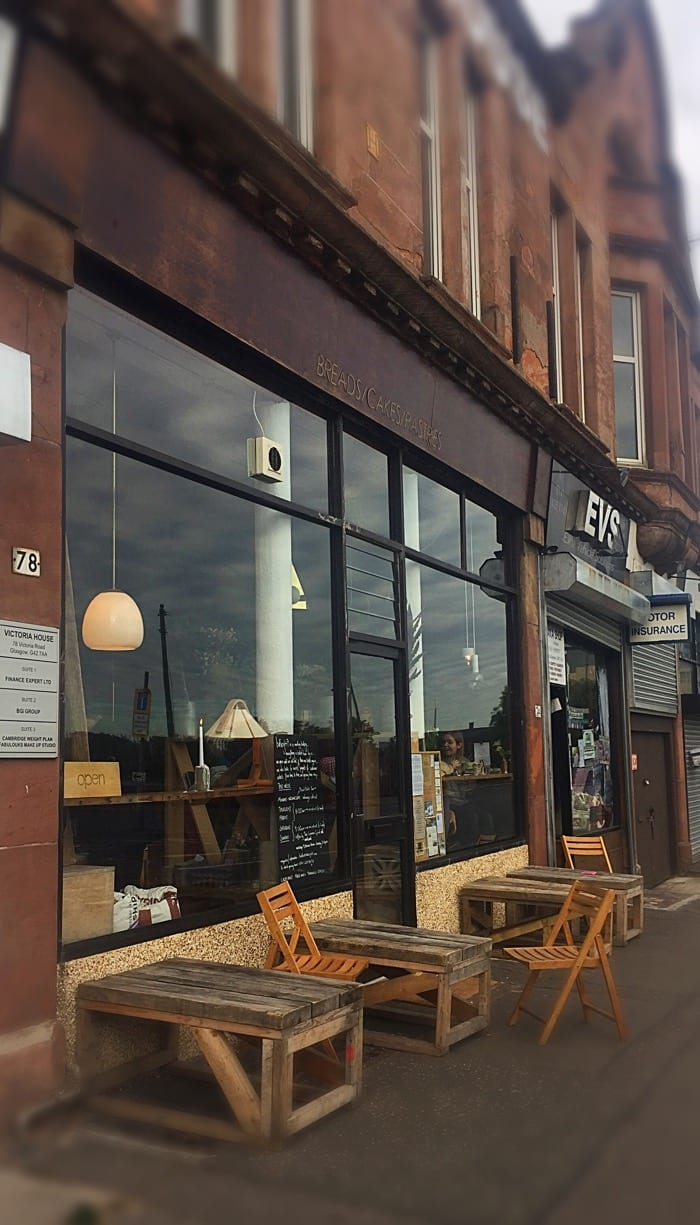 Event: Bakery47 pop-up dining in Glasgow and Vanilla Black pop-up in Dundee