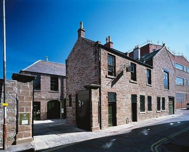 Travel: Dundee Verdant Works wins award