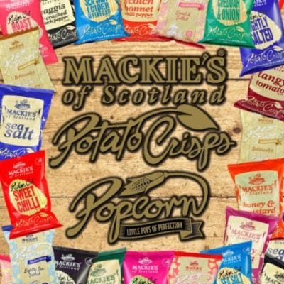 Mackies competition