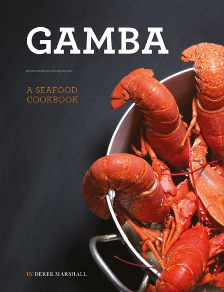 Book: Gamba – A seafood cookbook
