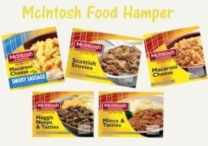 Win a Mcintosh Foods food hamper
