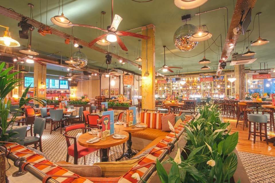 Life Restaurant Glasgow Menu