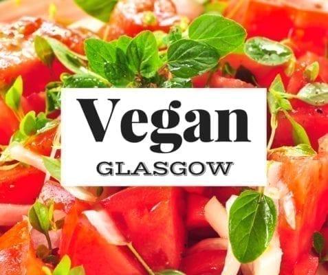 Vegan glasgow where to eat