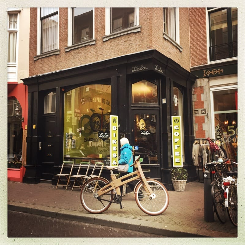Review: Lola Bikes and Coffee, The Hague, Netherlands