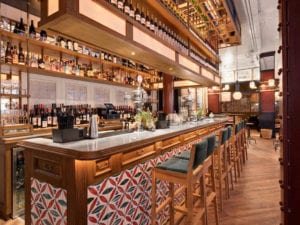 Iberica - the bar